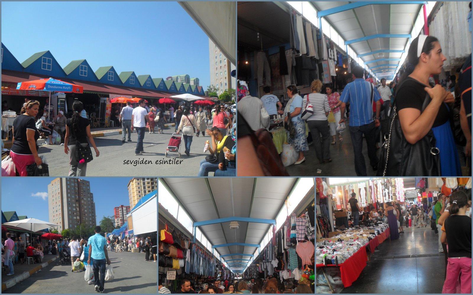 İstanbulda gezilecek pazarlar