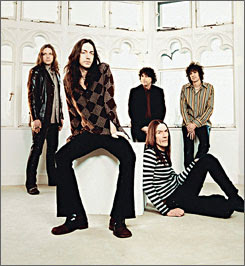 Noticias – The Black Crowes