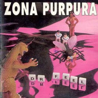 Joyas – Zona Púrpura ('Dr. Feel', Go Music, 1992)