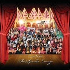 Críticas – Def Leppard «Songs From the Sparkle Lounge»  (Mercury, 2008)