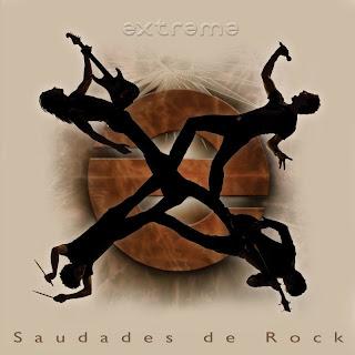 Críticas – Extreme 'Saudades de Rock' (Frontiers, 2008)