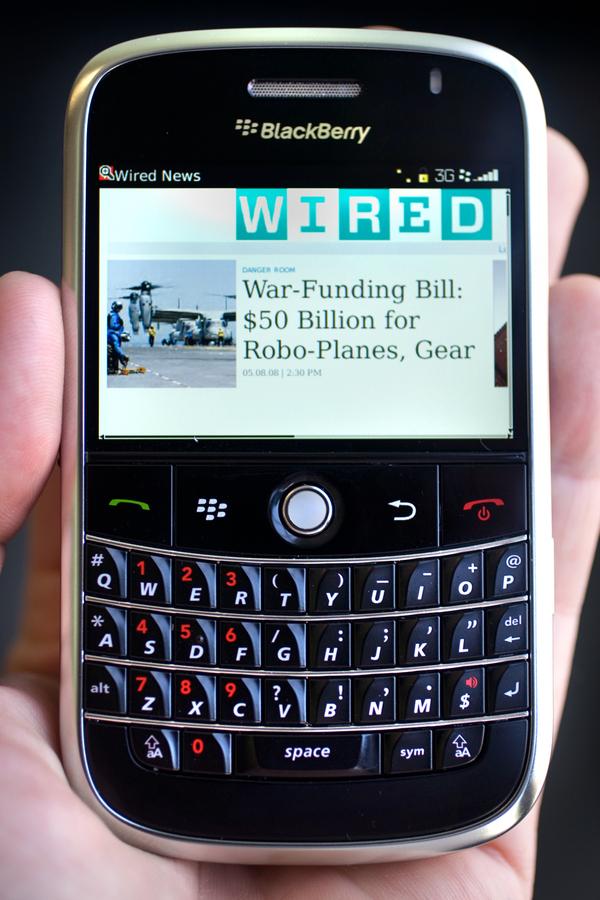 APLIKASI BlackBerry yang sering digunakan !