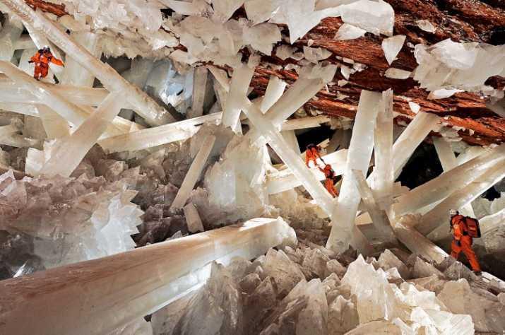Quartz Crystal Cave Katy J Negus. BA Hons....