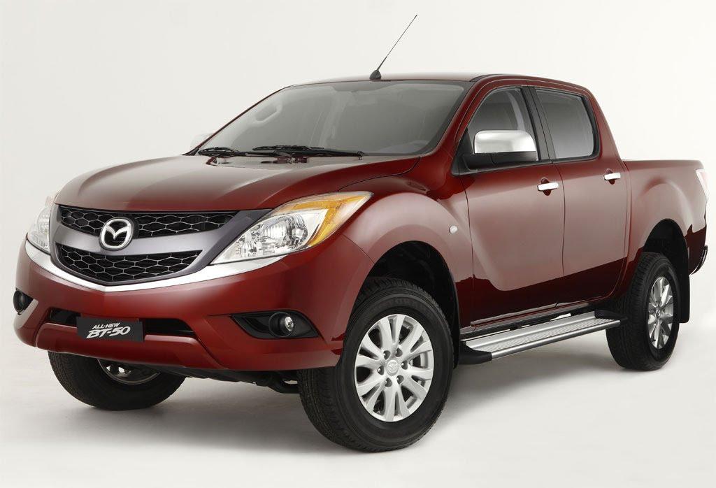 Mazda Bt 50 2012 - Fotos de coches - Zcoches