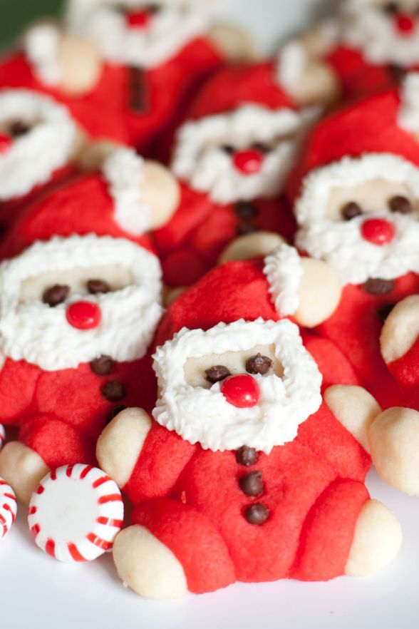 Cutest Christmas Cookies Baking Beauty