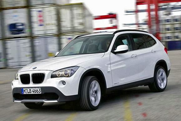 BMW X1 has an elegant interior