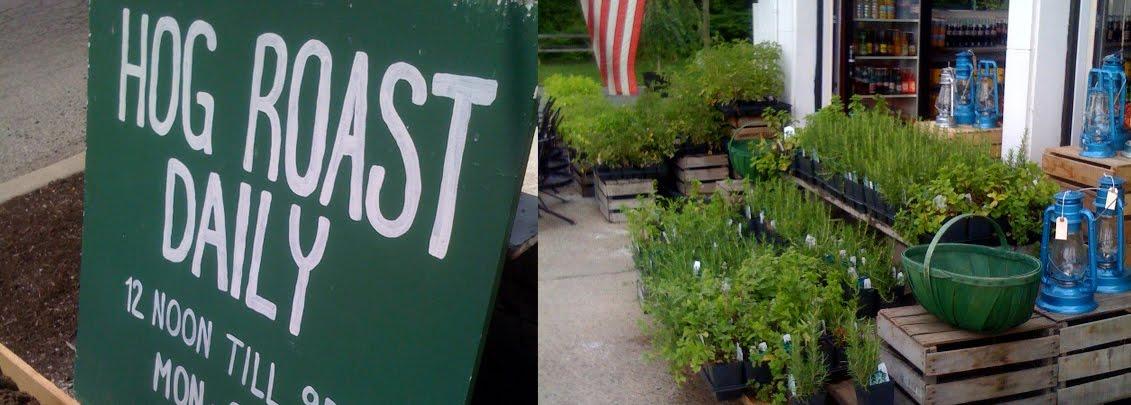 Food wonk blog for Locally grown gardens