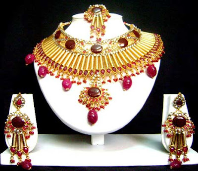 Indian Bridal Jewellerysymbolism connotations