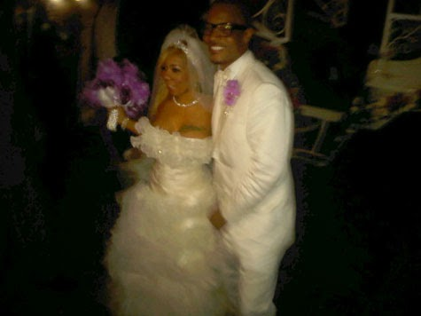 Tameka cottle wedding