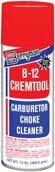 Barryman B-12 Chemtool carburetor choke cleaner