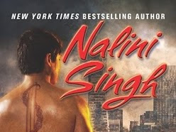 FYI: New Cover to Nalini Singh Psy-changeling Series