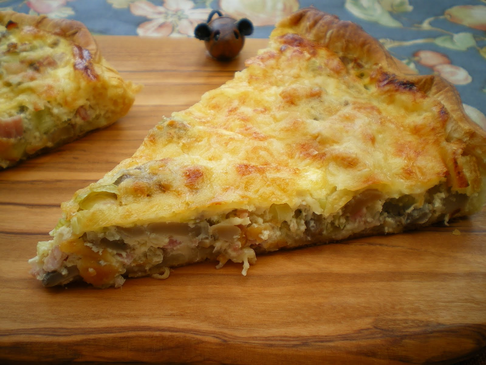 ... leek and tomato mushroom quiche quiche with leeks and mushroom leek