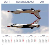 Calendario 2011 illustrato