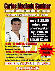 Machado Seminar - Saturday, November 5th, 2011
