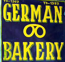 GERMAN BAKERY.