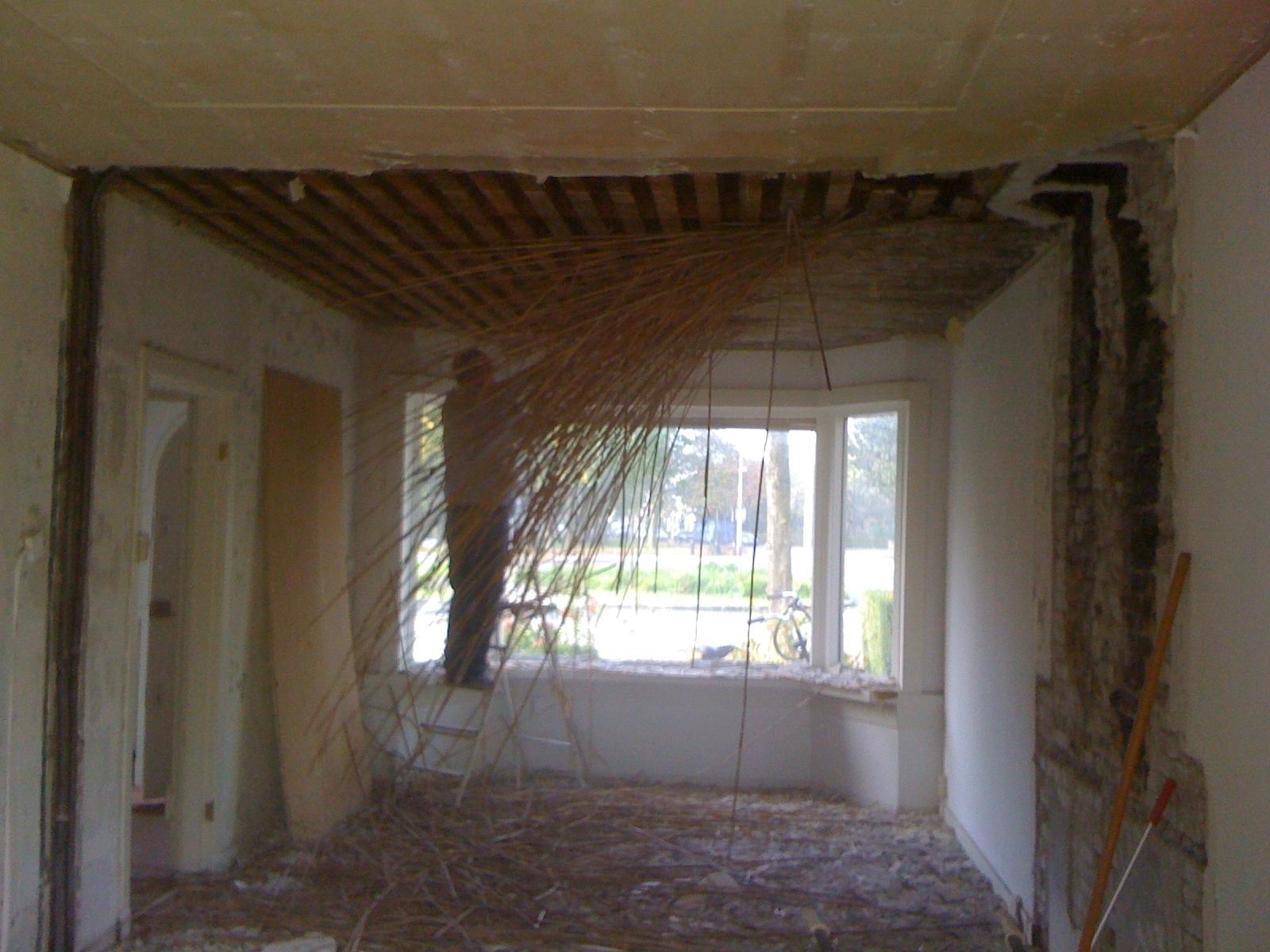 De Verbouwing: november 2010