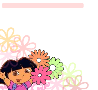 Dora TheExplorer kids cartoon