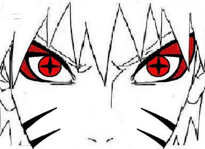 Naruto Sage Mode Kyuubi
