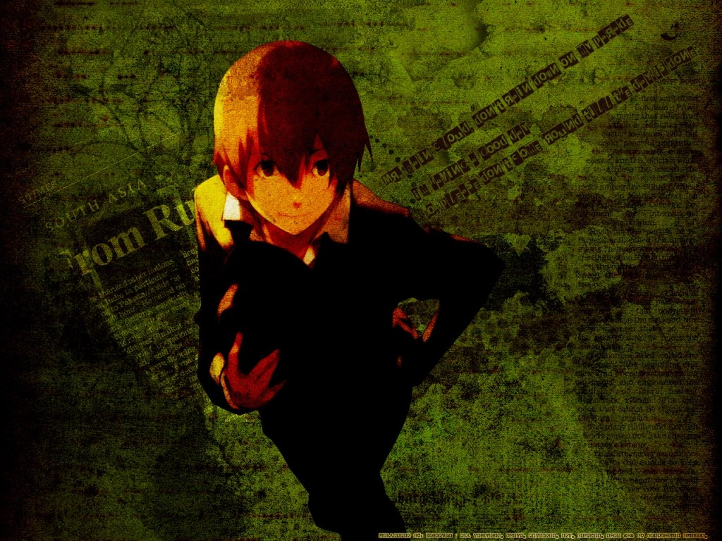 Baccano anime tv series
