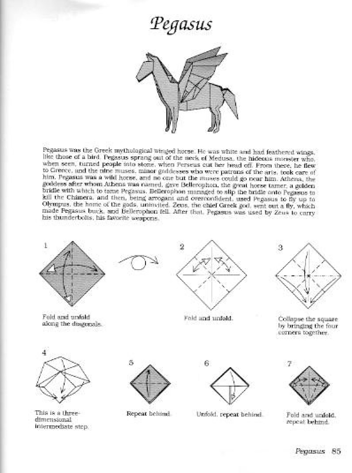 Lihat How To Make Chinese Dragon 3D Origami