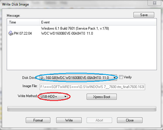 how to make a windows vista boot disk