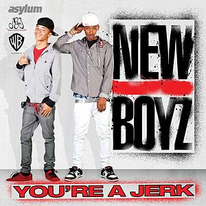 New Boyz spot right there lyric teksto text