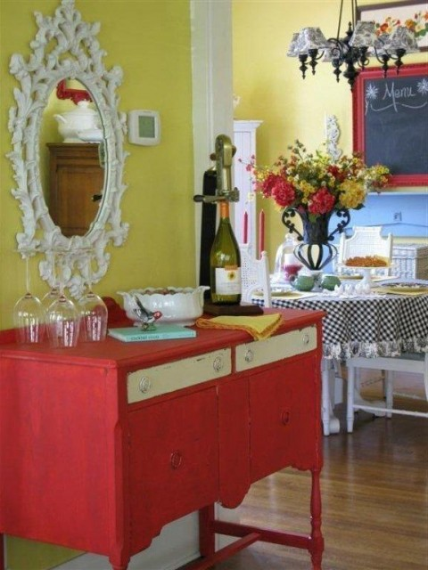 Wine Bar Decorating Ideas