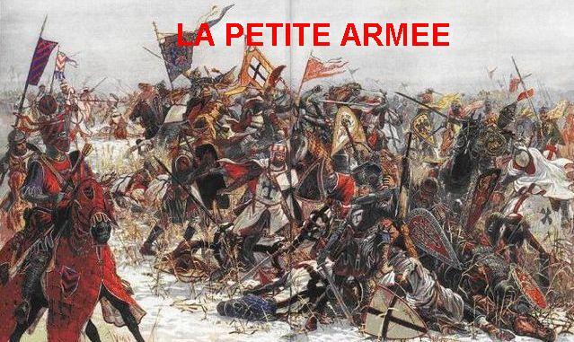 LA PETITE ARMEE