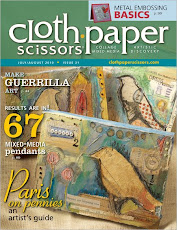 Cloth, Paper, Scissors Issue 31 July/Aug 2010