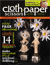 Cloth Paper Scissors Sept-Oct 2010