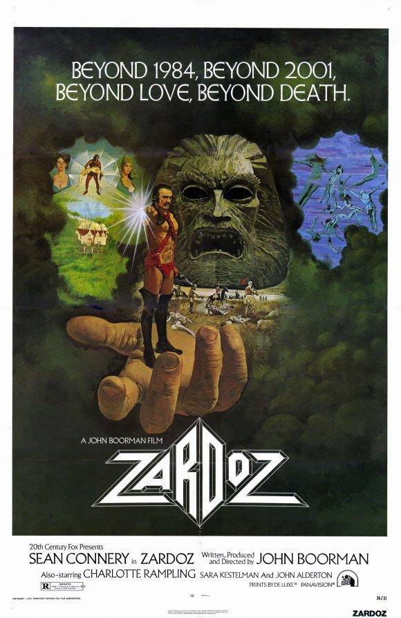 Every 70s Movie: Zardoz (1974)
