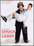 Parodie de 'Quand Chuck rencontre Larry'