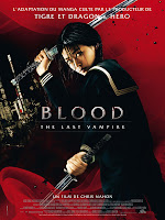 Cliquez ici pour voir LA PARODIE DE BLOOD: THE LAST VAMPIRE