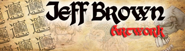 Jeff Brown Artwork