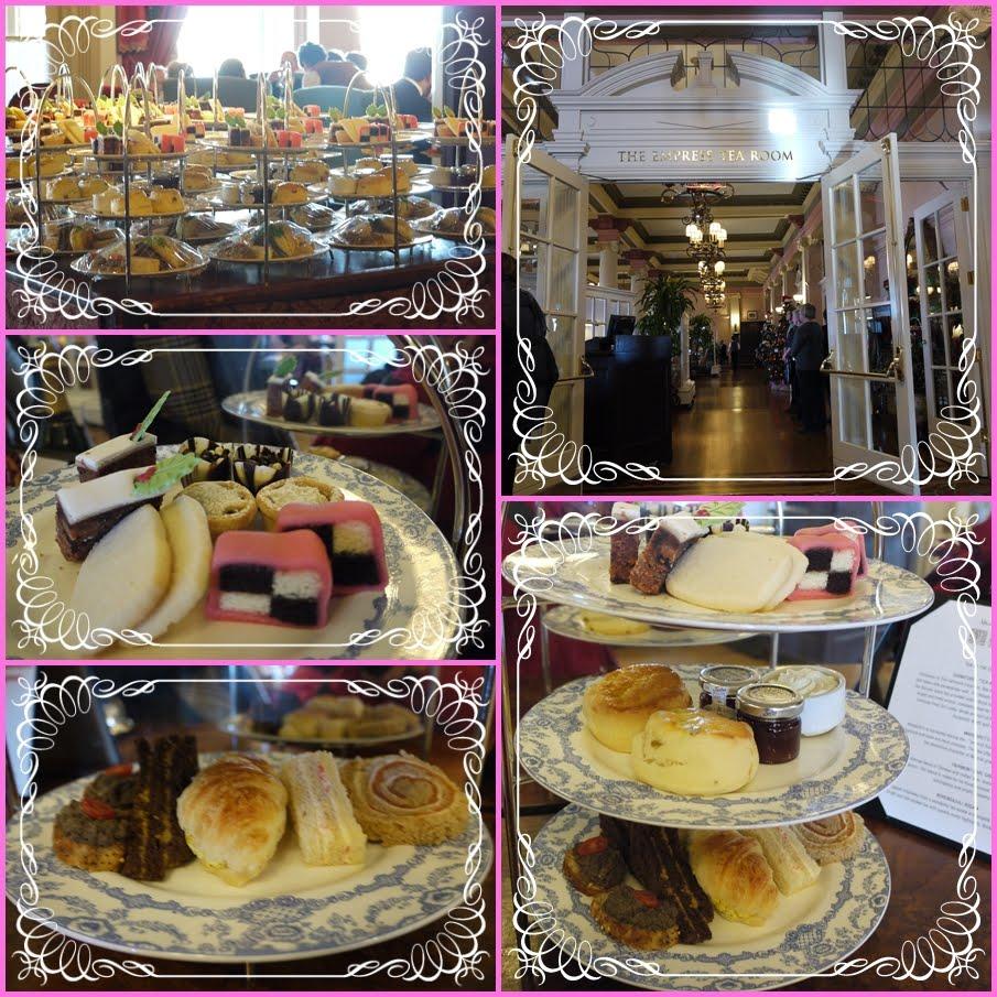 Canada the empress tea room for Angel thai cuisine riverside ca