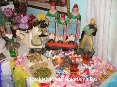 Festa de Cosme e Damião em 27-09-2008
