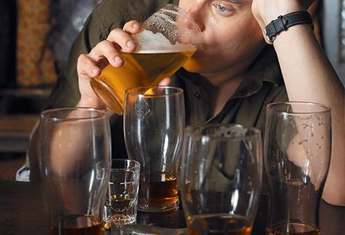Kenapa Alkohol Bisa Bikin Mabuk? [ www.Bacaan.ME ]