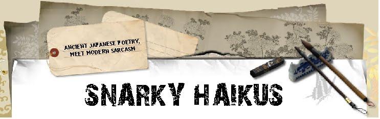 Snarky Haikus