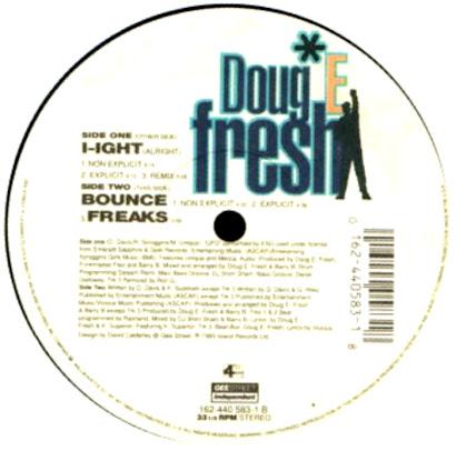 DOUG E. FRESH - I-IGHT [ALRIGHT] (1994)