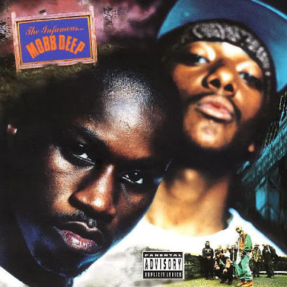 MOBB DEEP - THE INFAMOUS... (1995)