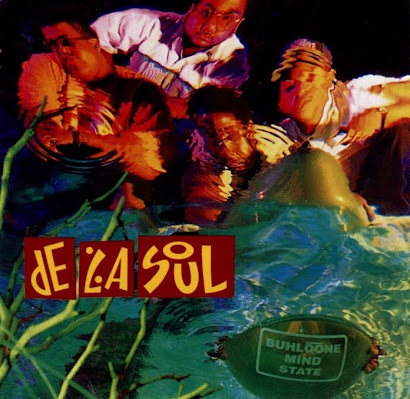 DE LA SOUL - BUHLOONE MIND STATE (1993)