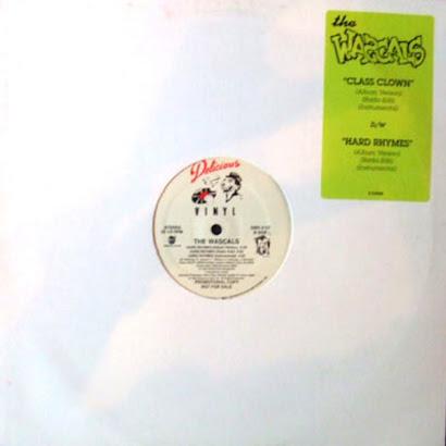 WASCALS - CLASS CLOWN (1994)
