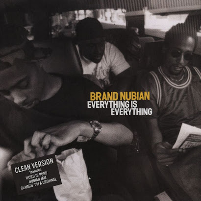 BRAND NUBIAN - EVERYTHING IS EVERYTHING (1994)