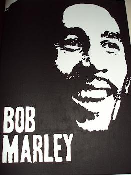 Saginia cuadros - Cuadros bob marley ...