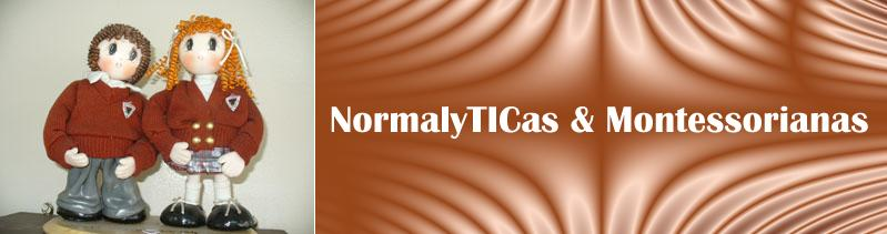 NormalyTICas & Montessorianas