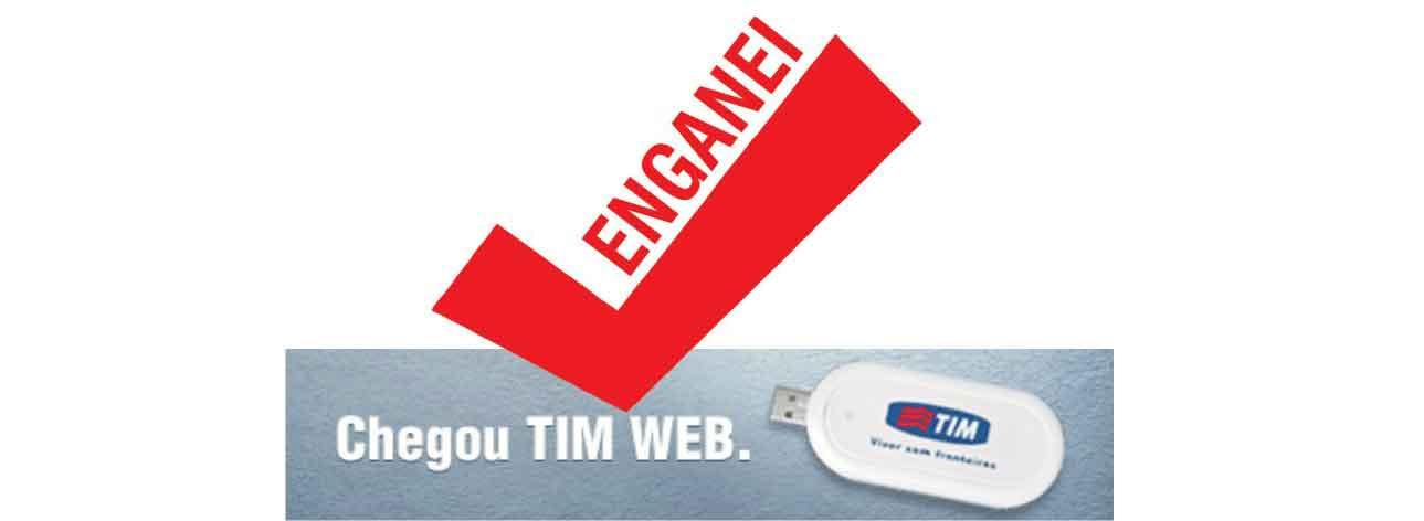 """TIMenganei -  """"Eu fui enganado pela TIM"""""""