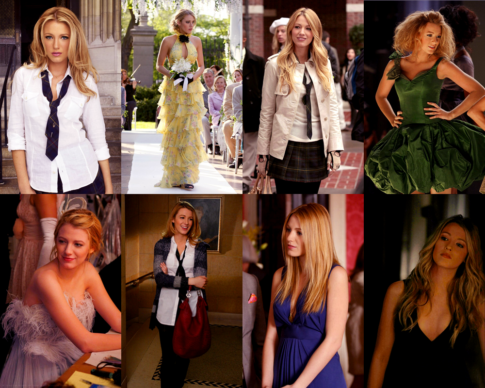 Silk And Spice Get The Look Gossip Girl Style Serena