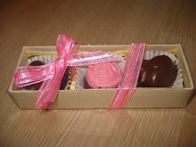 Homemade chocolate - sesuai sebagai doorgift