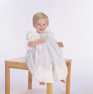 Modern Traditions Smocking: Bishop's Dress Tutorial