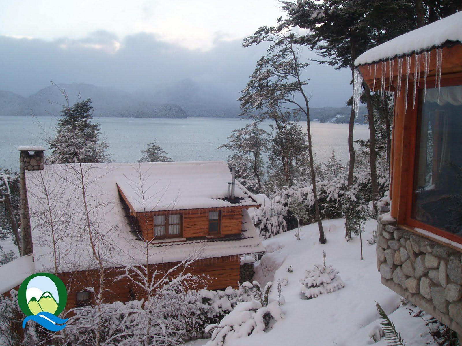 Caba as quetrihue invierno en caba as quetrihue - Cabana invierno ...